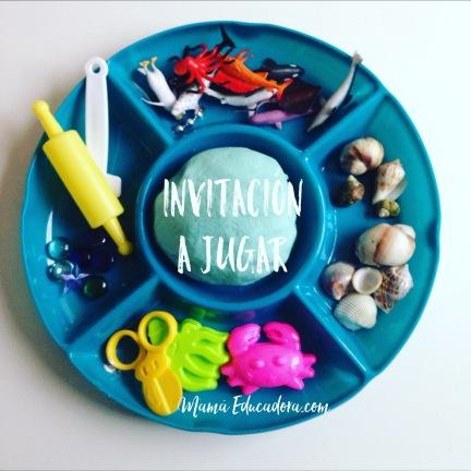 invitación a jugar