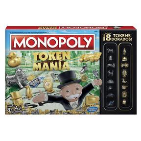monopoly token mania