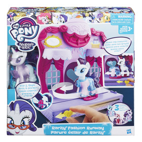 my little pony boutique de moda Rarity 2
