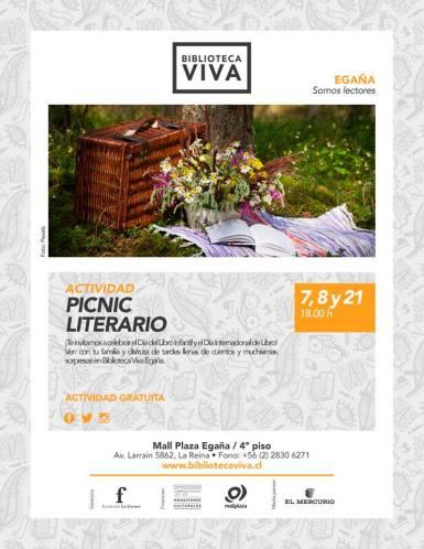 picnic literario