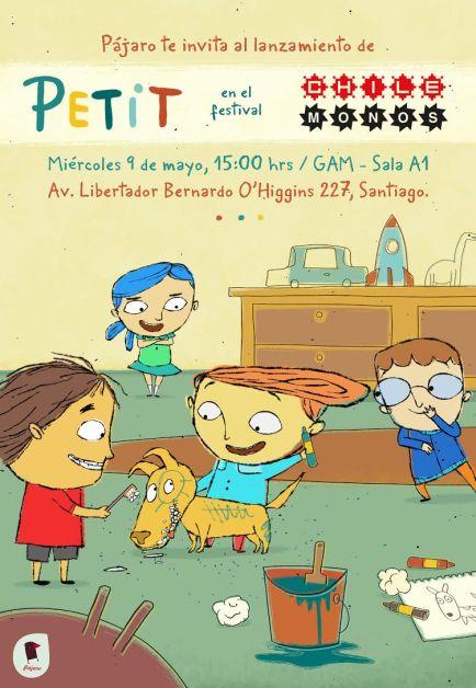 lanzamiento Petit