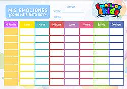calendario emocional