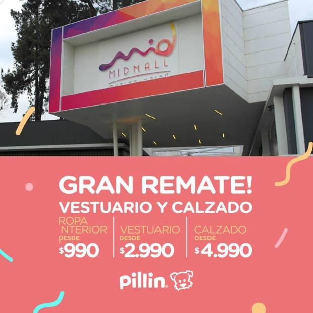 remate Pillin
