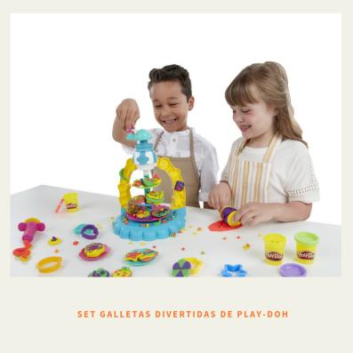 set Galletas Divertidas de Play-Doh